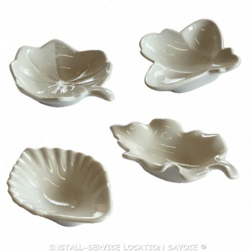 Mise en bouche porcelaine