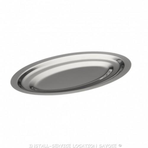 Plat ovale standard