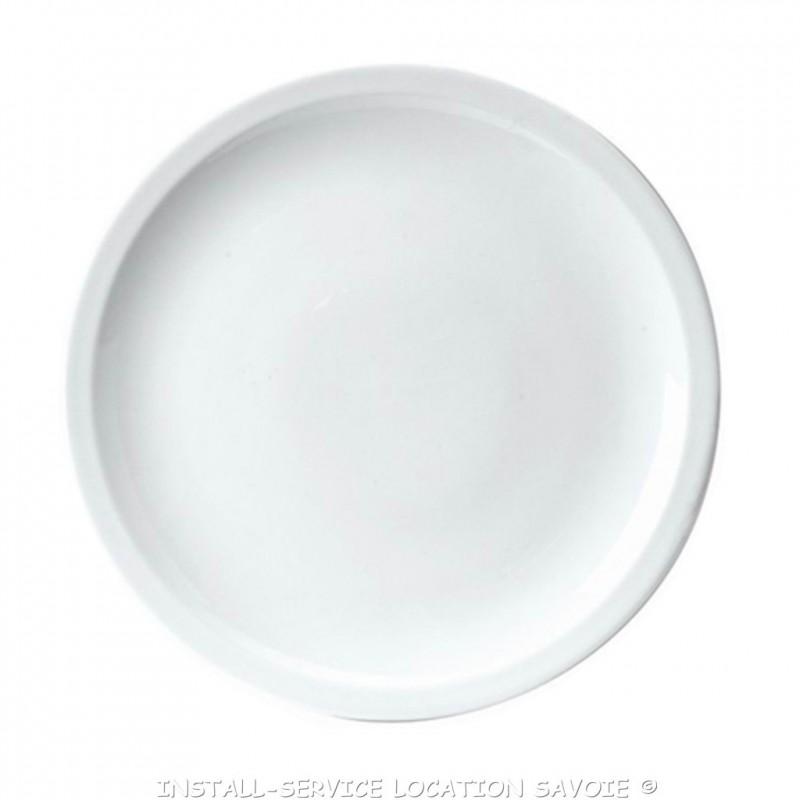Assiette plate Horizon