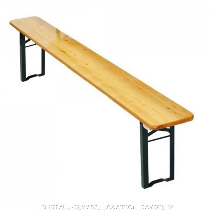 Banc - Location de table et banc ...