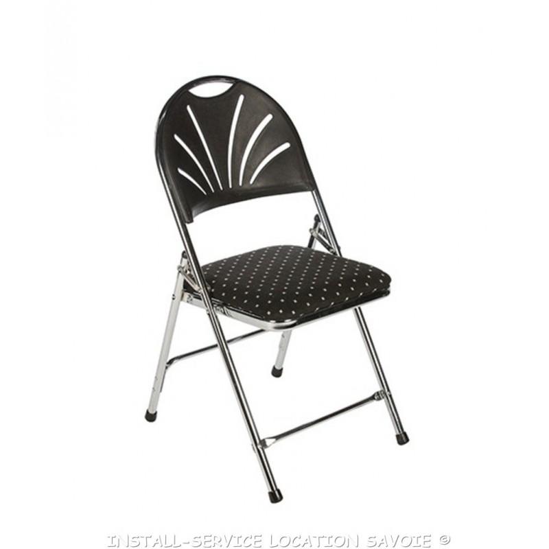 Chaise pliante Prestige