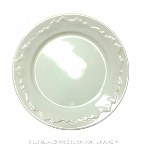 Assiettes plates Trekking
