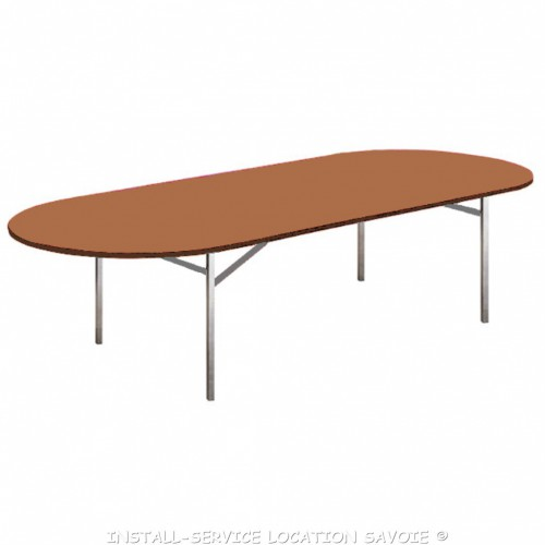 Table d'honneur 300 X 150 cm