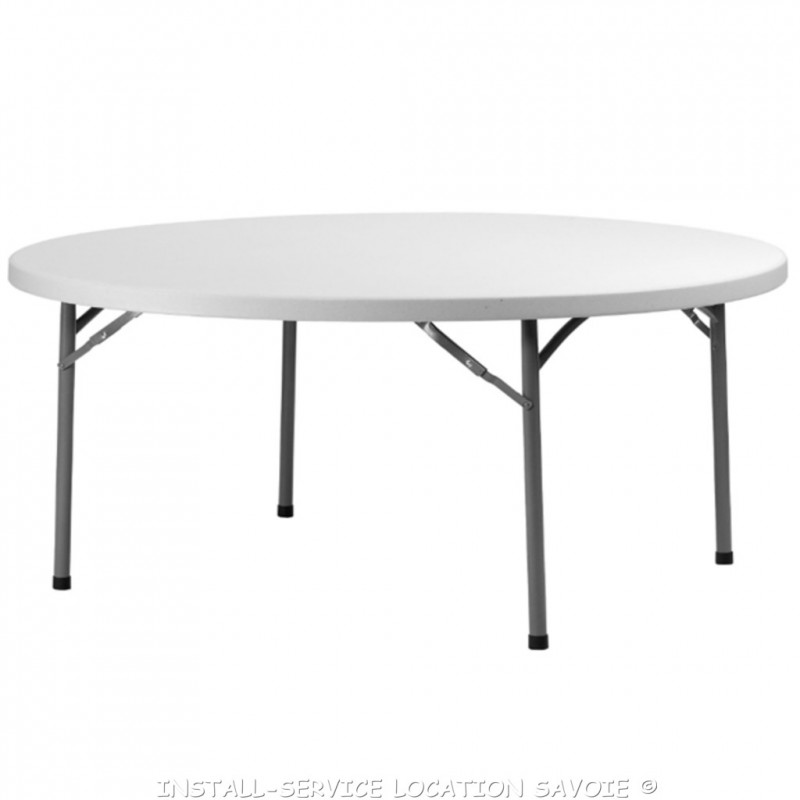 Table ronde Lorca diam.180 cm