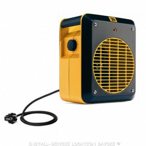 Chauffage ventilé électrique