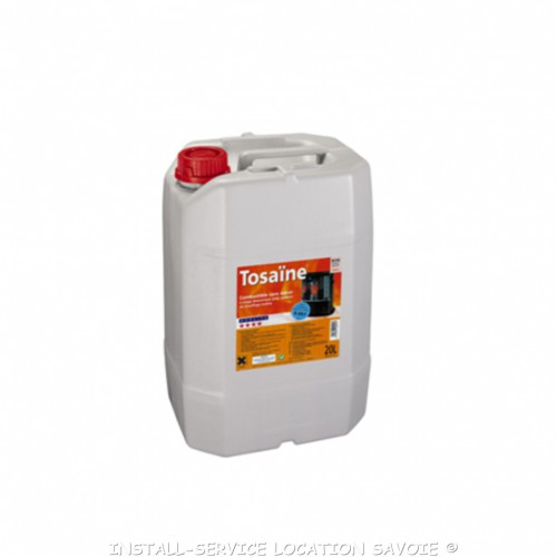 Combustible pour chauffage Inverter