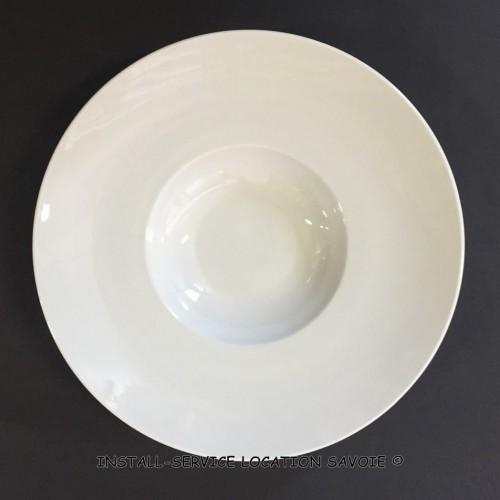 Assiette à risotto Alba