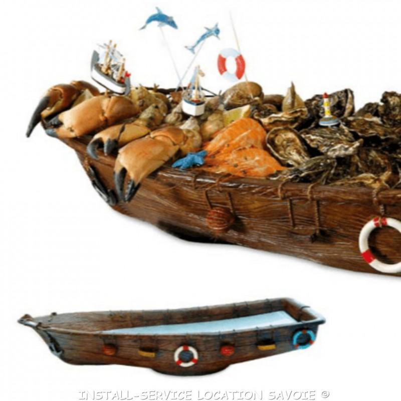 Présentoir à fruits de mer