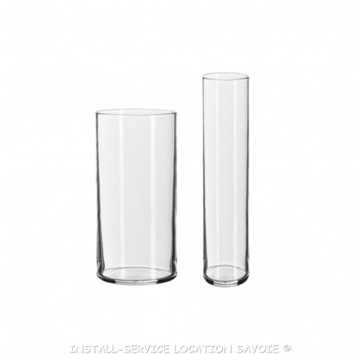 Vases cylindindriques