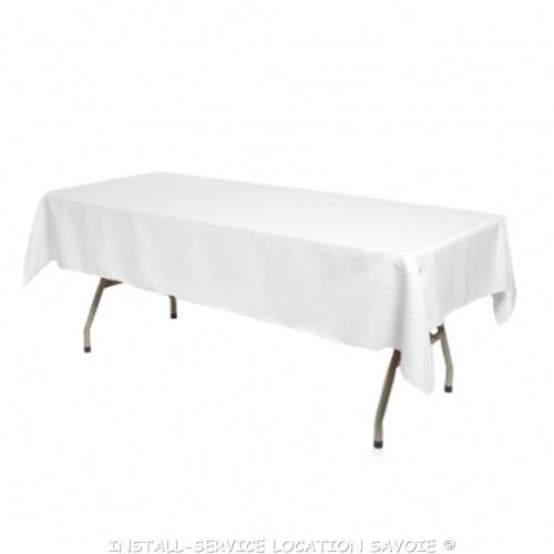 Nappe ★★★ 290 X 150 cm blanche