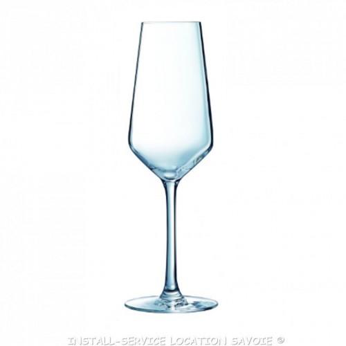 Flûte à champagne Cabernet