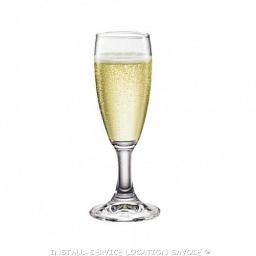 Calypso flûte à champagne