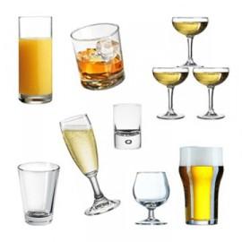 Autres verres et verrines