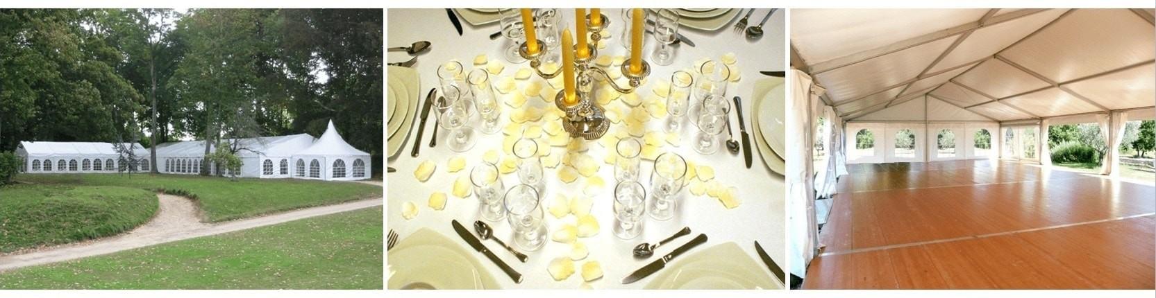 Location de vaisselle, assiettes, verres, couverts