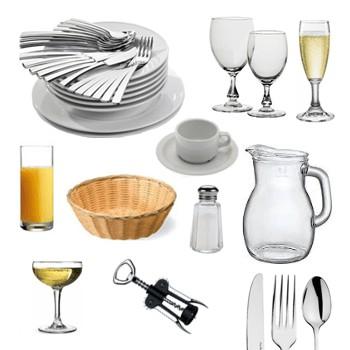 Vaisselle et accessoires de table